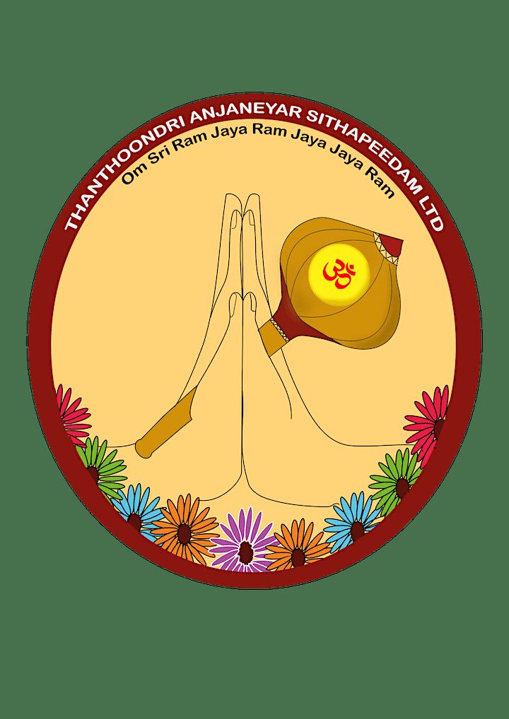 COVID-19-WALES HANUMAN-THANTHOONDRIANJANEYAR SITHAPEEDAM  BOOKING SYSTEM image