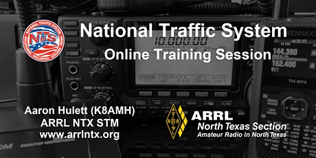 National Traffic System (NTS) Training - July 17, 2021 tickets