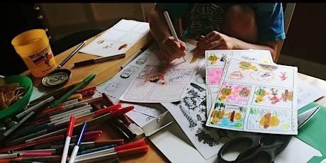 St. Croix Comic book workshop tickets