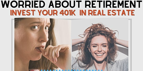 REAL ESTATE - Worrying retirement to Investing in Real Estate - INTRO tickets