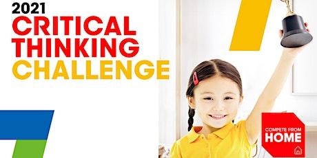 2021 Critical Thinking Challenge (CTC) - Eye Level Mount Prospect ingressos
