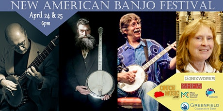 New American Banjo Festival tickets