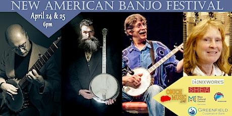New American Banjo Festival entradas