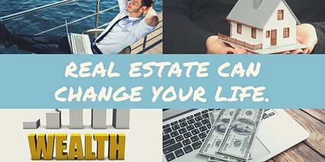 Real Estate can change your LIFE, Introduction tickets