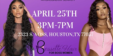 Bossette Hair 6th Anniversary Celebration tickets