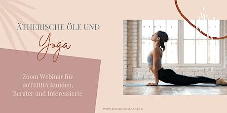 Ätherische Öle und Yoga Tickets