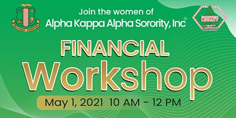 Financial Workshop:  Getting Your Financial House in Order tickets