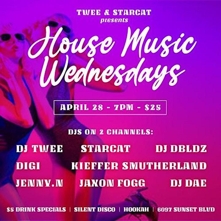 House/Deep House Wednesday image