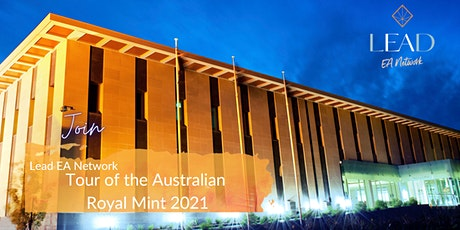 Networking at the Royal Australian Mint tickets