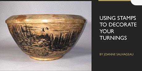 Gold Country Woodturners meeting & Joanne Sauvageau Demonstration tickets