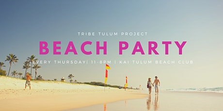 Tribe Project Tulum tickets