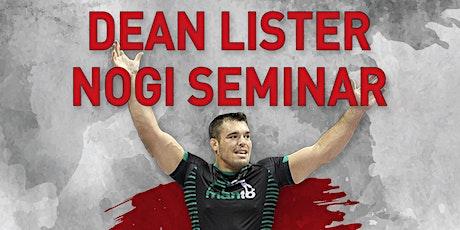 Dean Lister Seminar tickets