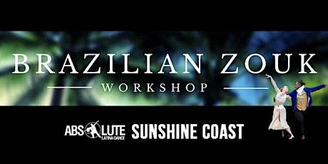 Zouk Workshop with Magno & Kayleigh - SUNSHINE COAST tickets