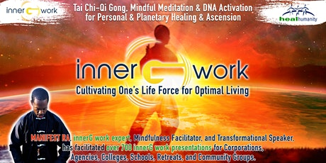 Virtual Tai Chi-QiGong, Mindful Meditation, DNA Activation to Heal Humanity tickets