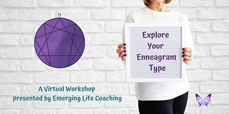 Explore Your Enneagram Type tickets