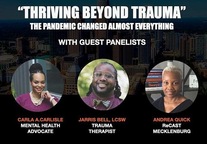Thriving Beyond Trauma:  The Pandemic Changed Almost Everything image