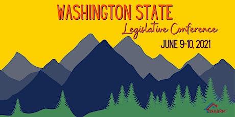 Washington State NARPM Legislative Conference 2021 tickets