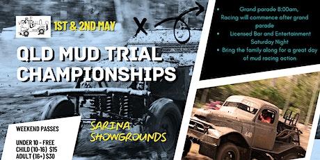 2021 QLD Mud Trials Championships (Sarina) tickets