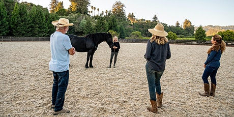 Resnick Method Liberty Horsemanship/ 2 Day Workshop ,  Aptos, California tickets