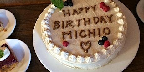 One Peaceful Word Day: Michio Kushi's Birthday Celebration & Tributes tickets