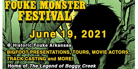 Fouke Monster Festival 2021 tickets