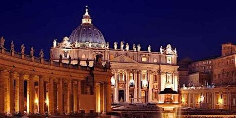 visita guidata serale ai Musei Vaticani e alla Cappella Sistina biglietti