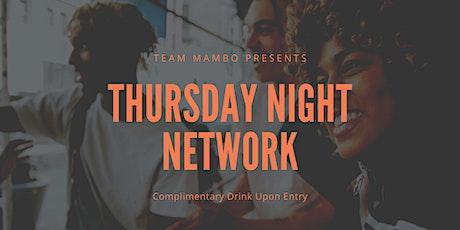 Thursday Night Network tickets