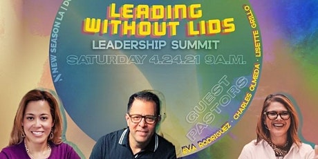 Leading Without Lids Leadership Summit tickets