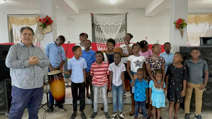 'SHOUT TO THE LORD' The Fundraising Concert image