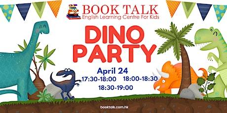 Dinosaur Party tickets