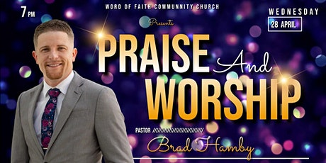 Worship Live with Word of Faith Community Church Kennesaw tickets