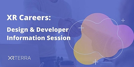 XR Careers: Information Session tickets