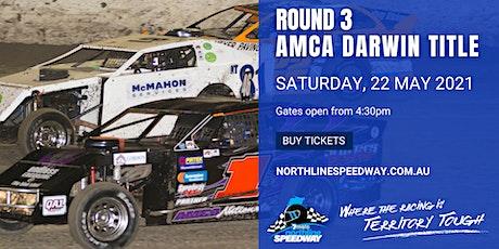 7mate Northline Speedway Round 3 AMCA Darwin Title Night tickets