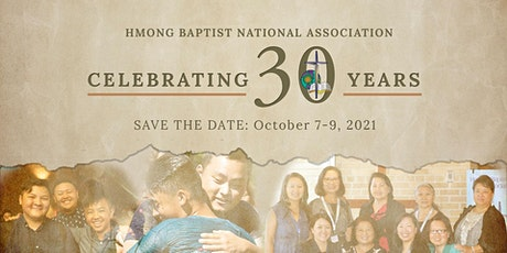 HBNA 30 Years in Ministry Conference tickets