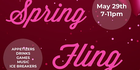 Spring Fling Speed Dating Event tickets