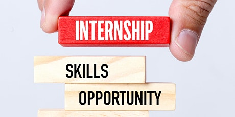 Do You Want an Internship?  Some Building Blocks to Get What You Want tickets
