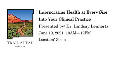 Incorporating Health at Every Size into Your Practice tickets