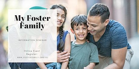 Foster Care Information Seminar tickets