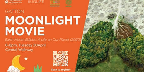 Moonlight Movie at Gatton: A Life on our Planet  (2020) tickets