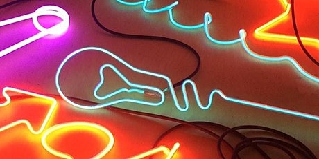Make your own NEON Sign tickets