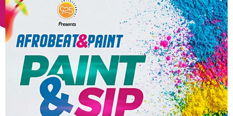 AfroPaint & Sip [Sunday's Session] tickets