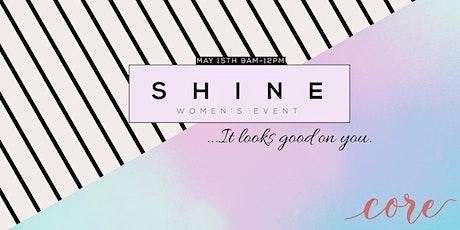 Shine Women's Event tickets