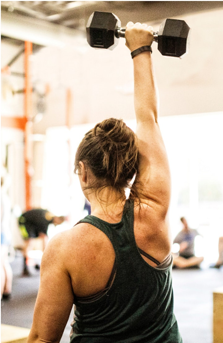 Shoulder Mobility, Stability and Strength Intensive image