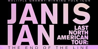Janis Ian  – End of the Line Tour