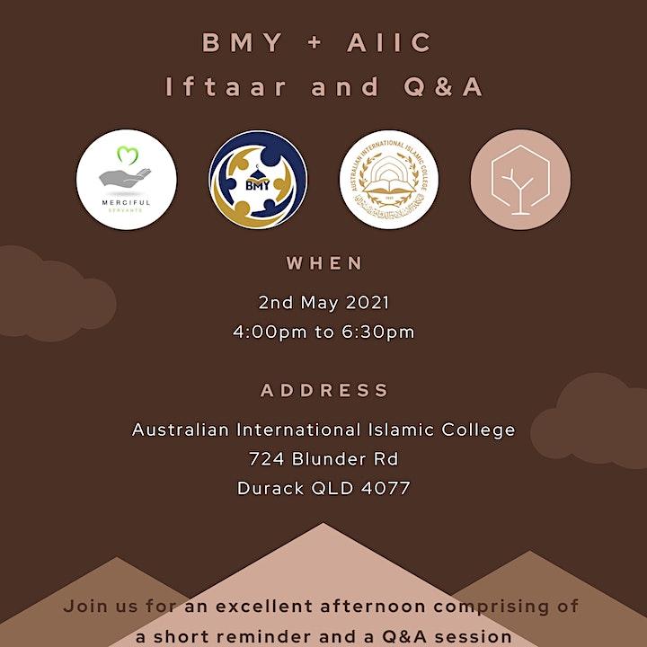 Legacy + BMY Iftaar image