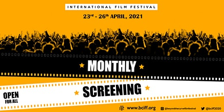 Screening of BCIFF Paris - April Edition tickets