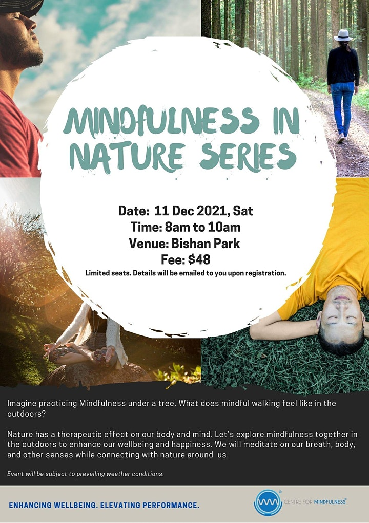 Mindfulness in Nature Series (Park) image