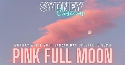 SCG - Meetup #10 - Pink Full moon women's circle - women group -moon circle tickets