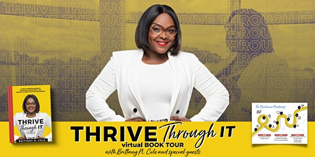Thrive Through It Virtual Book Tour tickets
