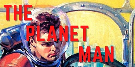 The Planet Man tickets